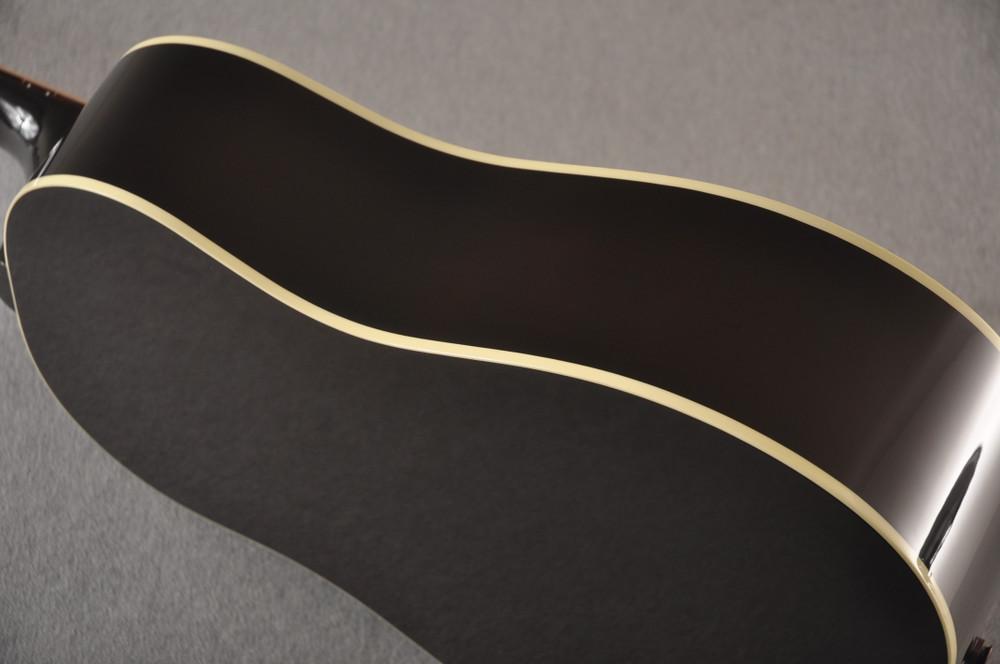 Gibson J-45 Standard 12 String Acoustic Guitar Sunburst LR Baggs - View 5