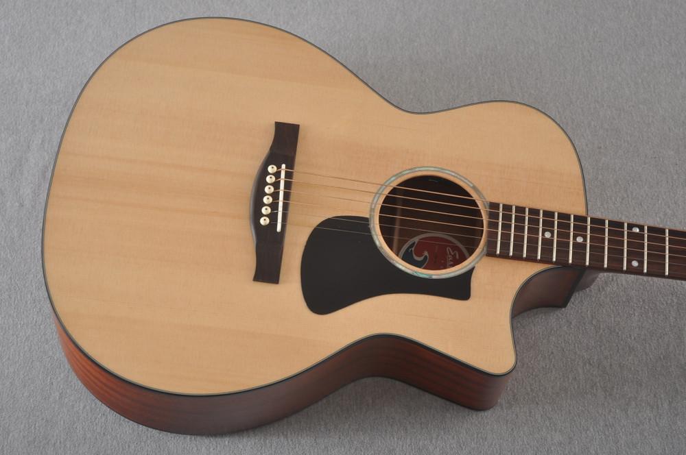 cutaway electric. Eastman PCH1-GACE Grand Auditorium Guitar