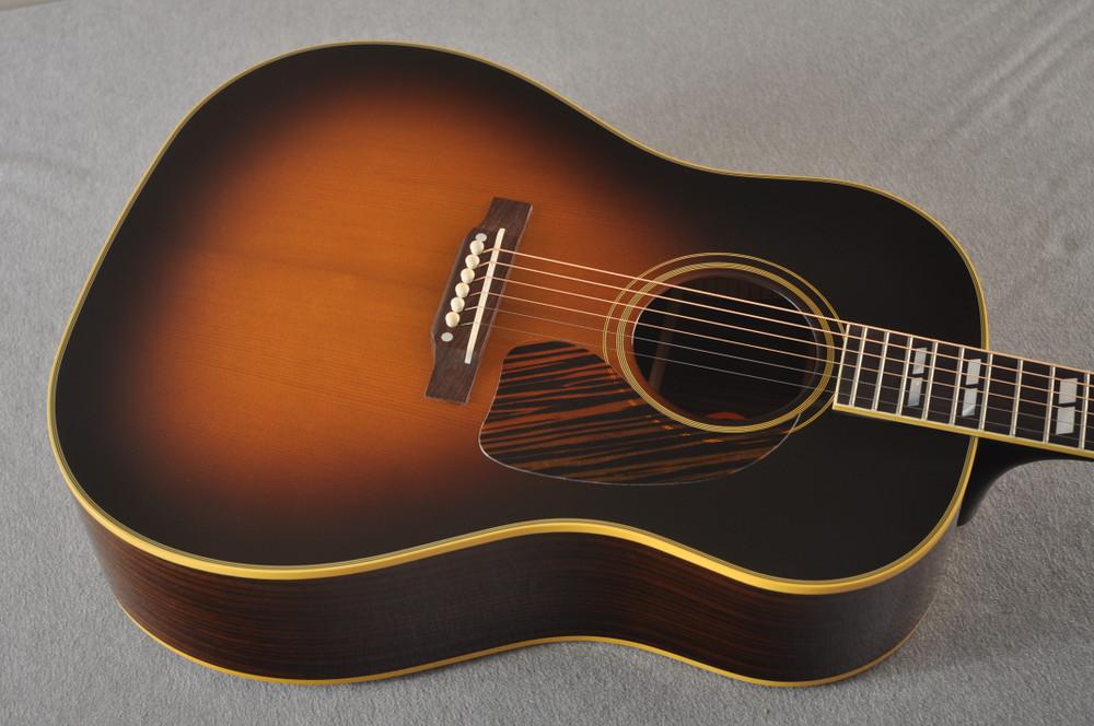 Gibson 1942 Banner Southern Jumbo Acoustic Guitar Adi Hide Glue - View 6