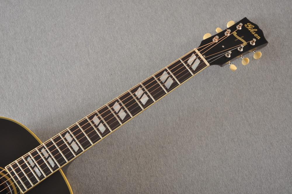 Gibson 1942 Banner Southern Jumbo Acoustic Guitar Adi Hide Glue - View 4
