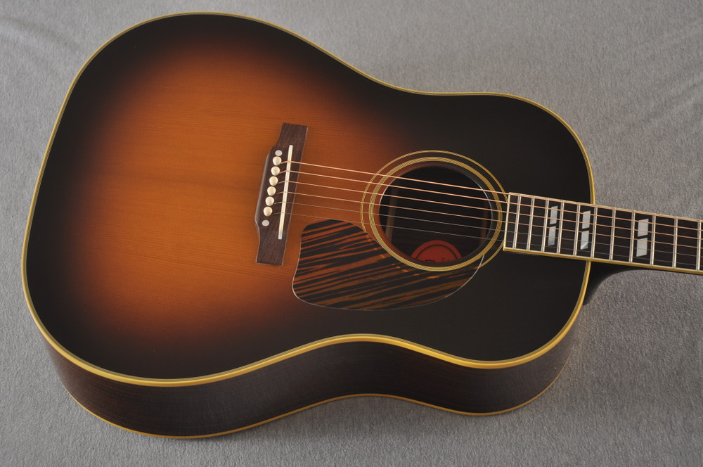 Gibson 1942 Banner Southern Jumbo Acoustic Guitar Adi Hide Glue - View 10