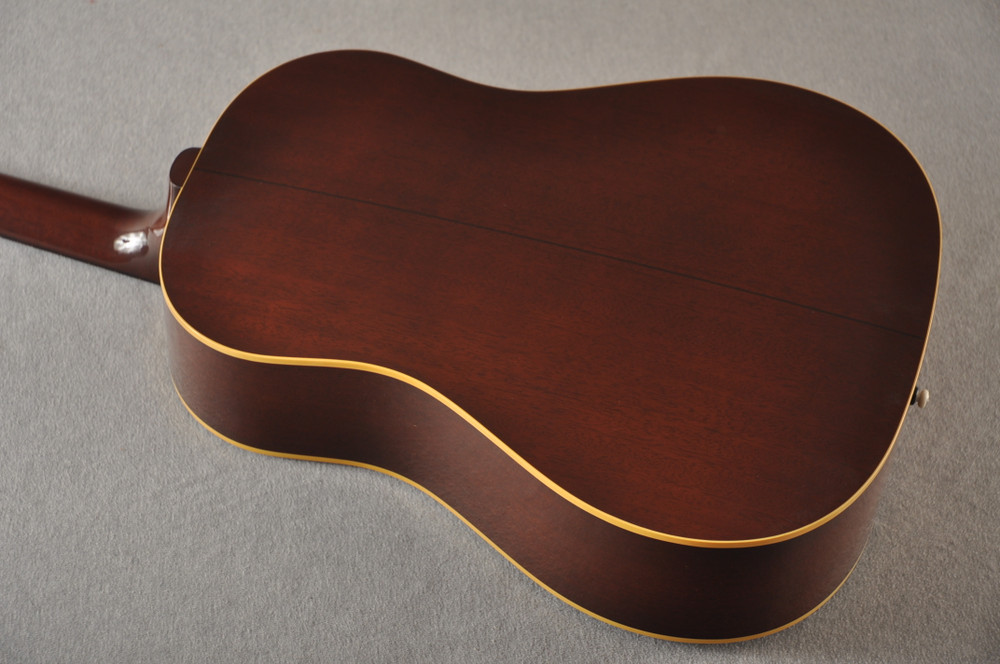 "Gibson 1936 J-35 Aged Adirondack Top Hide Glue 1.77"" Nut Width - View 8"