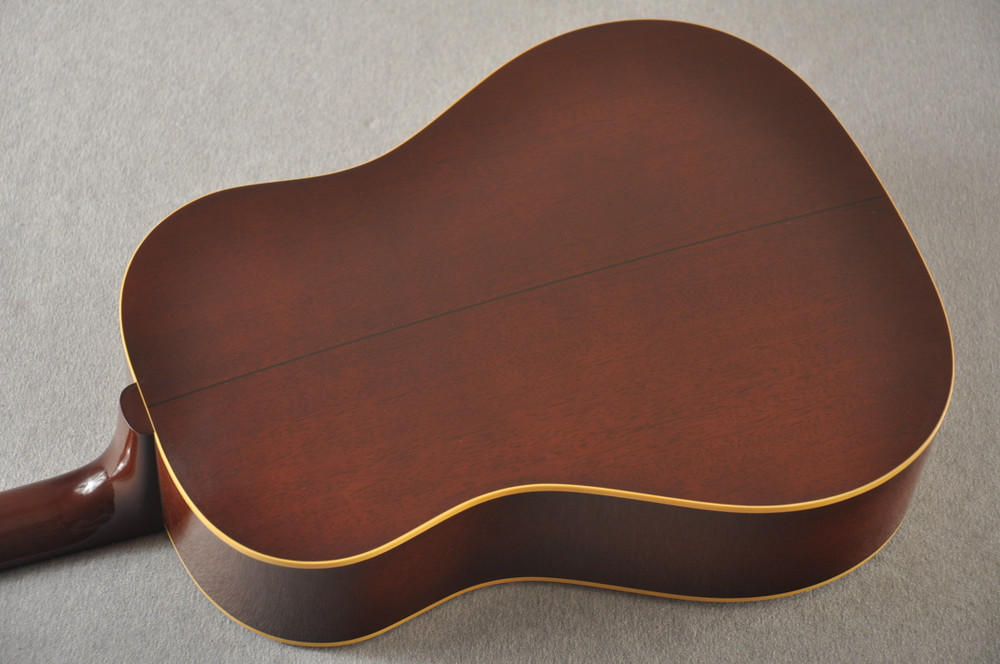 "Gibson 1936 J-35 Aged Adirondack Top Hide Glue 1.77"" Nut Width - View 15"