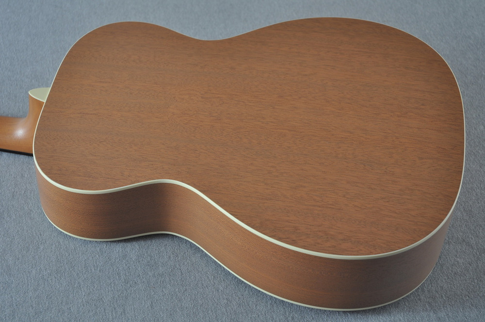 Martin Custom Shop 000-15 Tangerine Acoustic Guitar #2109318 - Back