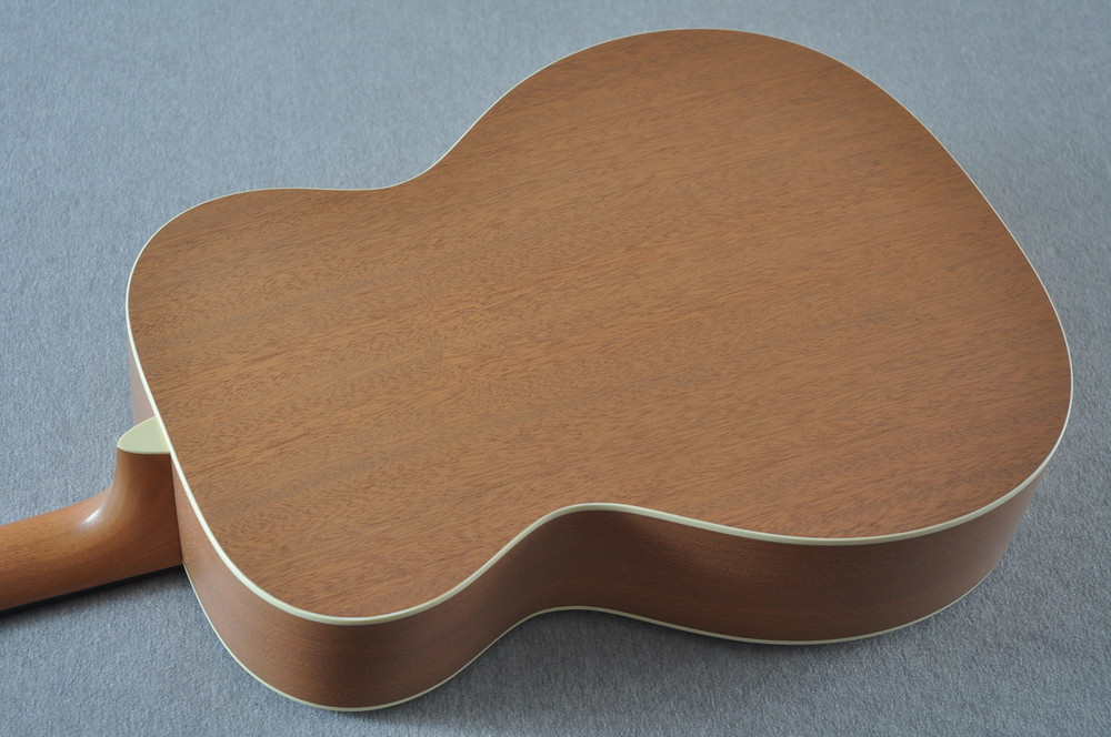 Martin Custom Shop 000-15 Tangerine Acoustic Guitar #2109318 - Back Angle