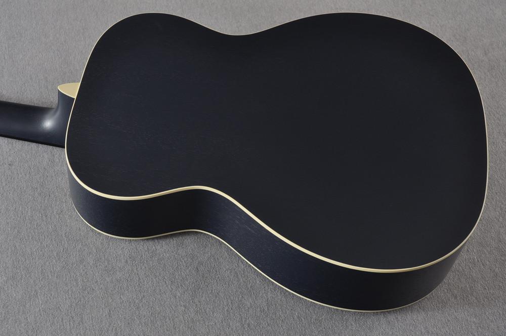 Martin Custom Shop 000-15 Navy Blue Acoustic Guitar #2109315 - Back