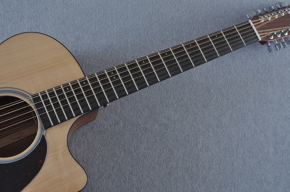 Martin GPC12PA4 12-String Acoustic Electric Guitar #2107981 - View 4