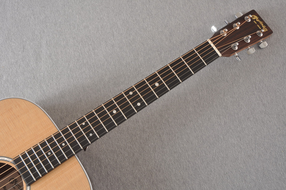 Martin Road Series - Auditorium Model Guitar - 000-13E - 2285327 - View 10
