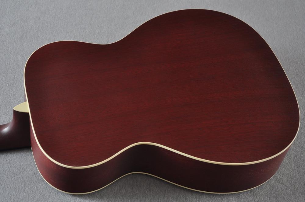 Martin Custom Shop 000-15 Red Acoustic Guitar #2109317 - Back