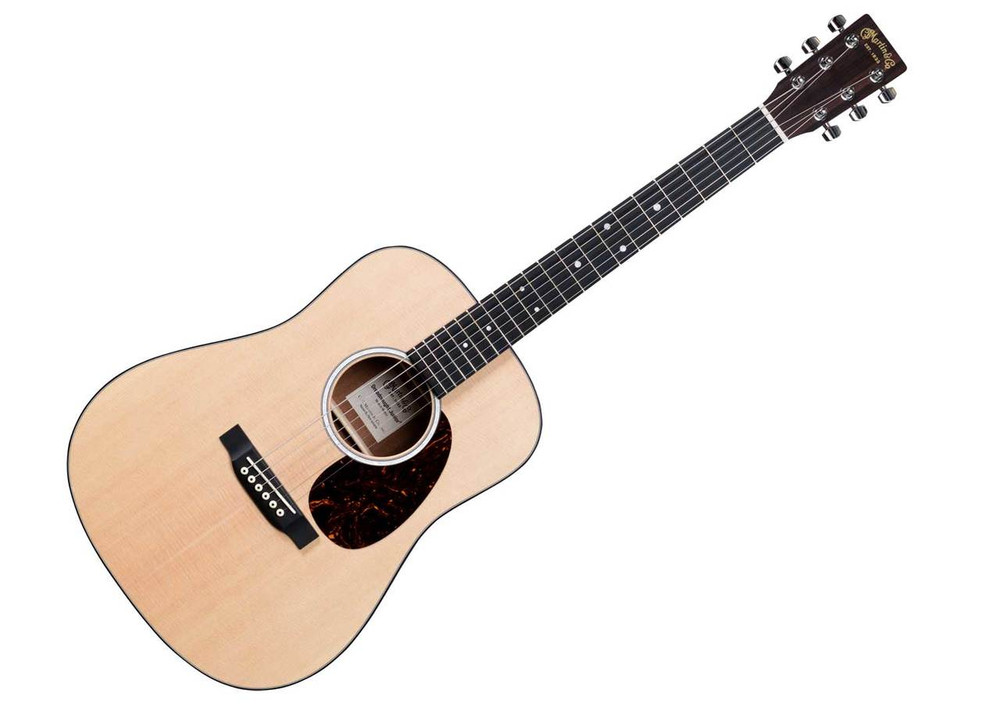 Kids Beginner Acoustic Guitar - Martin Dreadnought Junior - Sitka