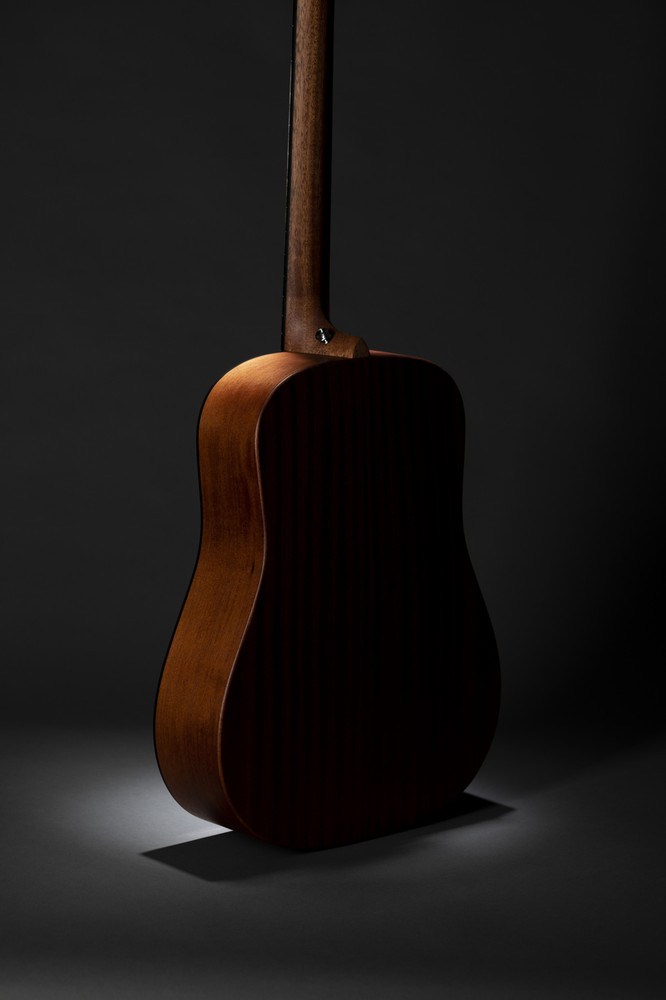 Kids Beginner Acoustic Guitar - Martin Dreadnought Junior - Sitka - View 9