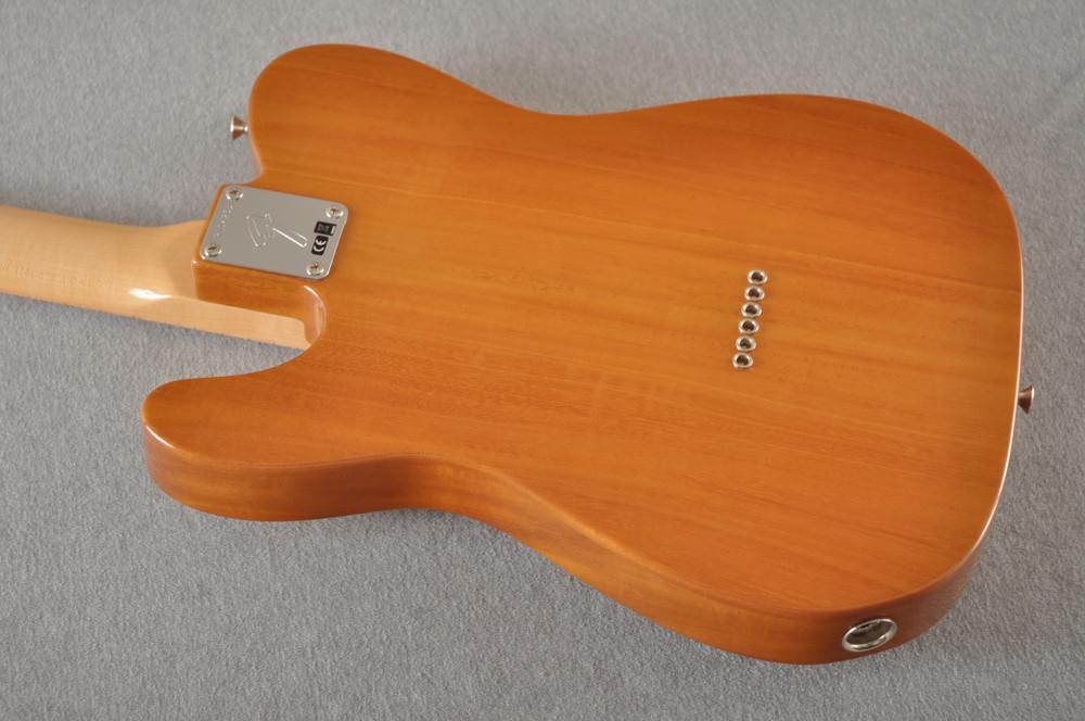 Fender Telecaster Thinline 1968 Vintage Custom Natural - View 8