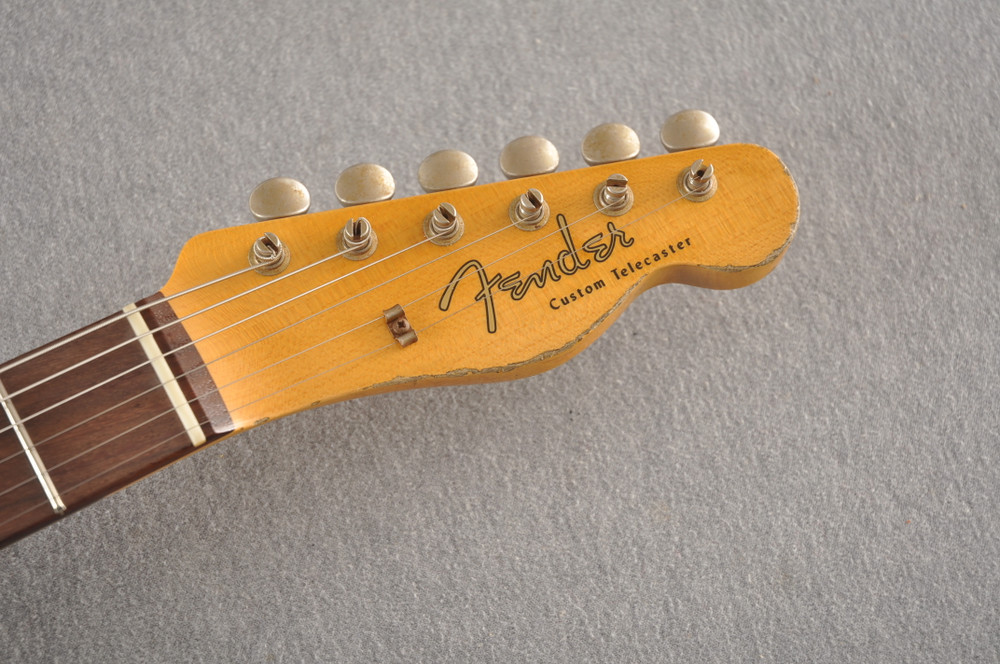 Fender Telecaster Custom Relic Limited Edition CuNiFe Humbucker - View 5