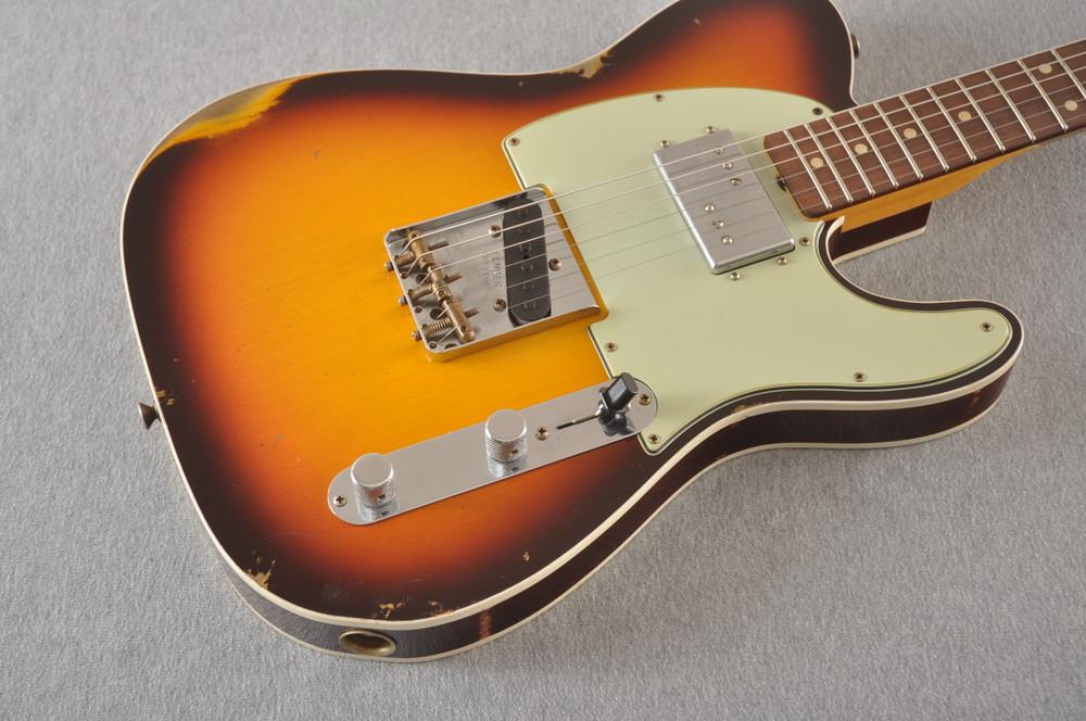 Fender Telecaster Custom Relic Limited Edition CuNiFe Humbucker