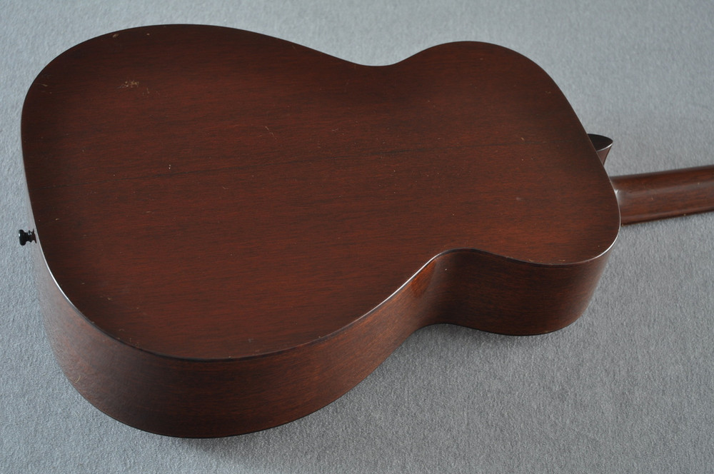 1955 Martin 0-18 Vintage Acoustic Guitar #143936 - Back