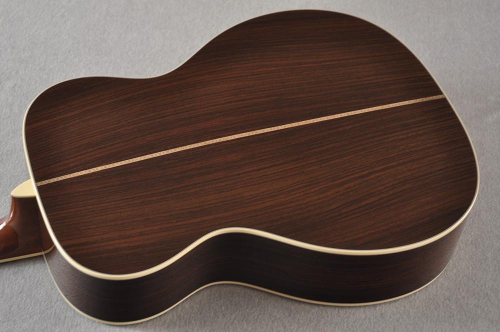 Martin OM-42 Standard Acoustic Guitar #2266329 - Back