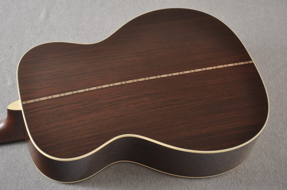 Martin 000-28 Acoustic Guitar #2286698 - Back Angle
