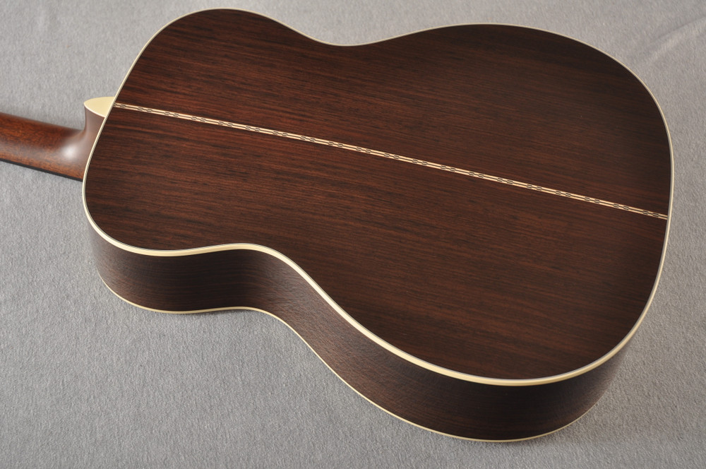 Martin 000-28 Acoustic Guitar #2286698 - Back