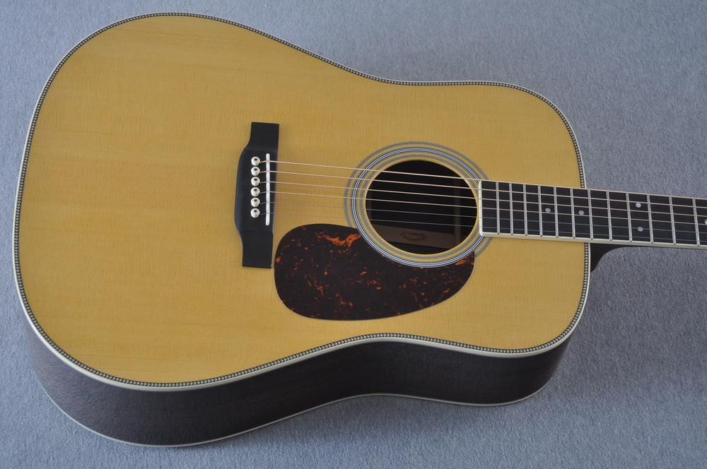 Martin HD-35 Dreadnought Standard Acoustic Guitar #2247741 - View 5