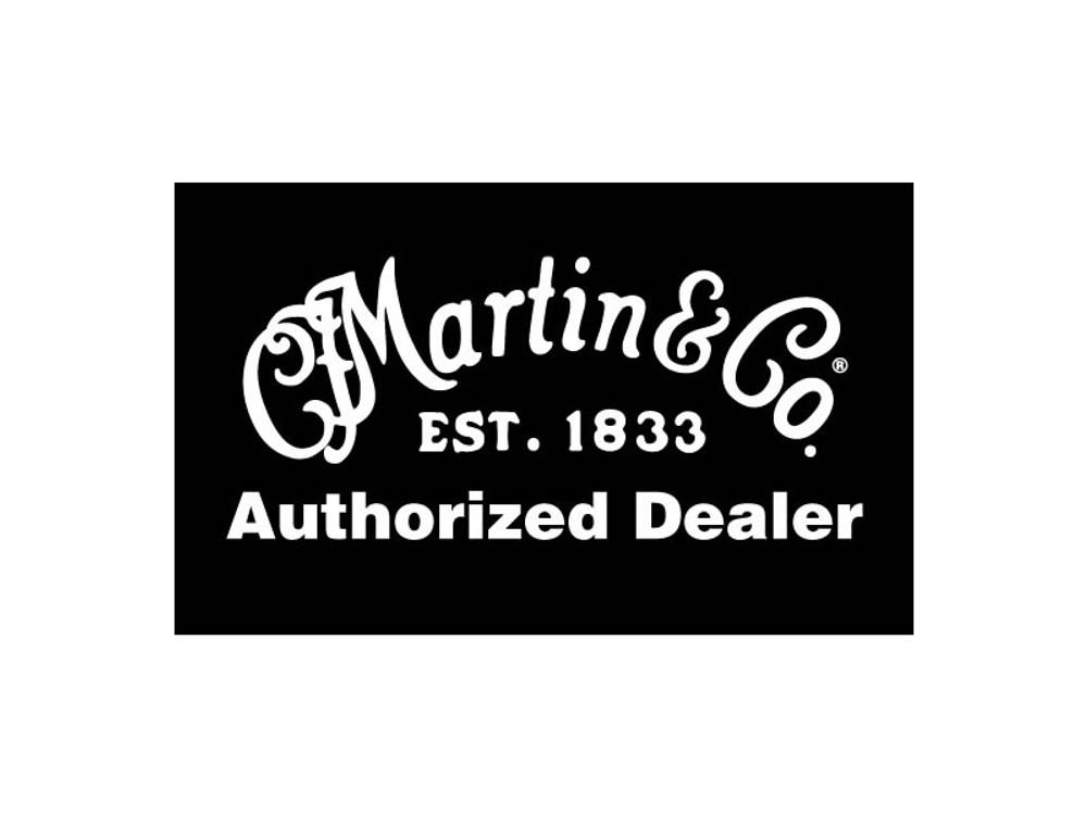 Martin OM-21 (2018) Natural Acoustic Guitar #2149340 - Martin Authorized Dealer