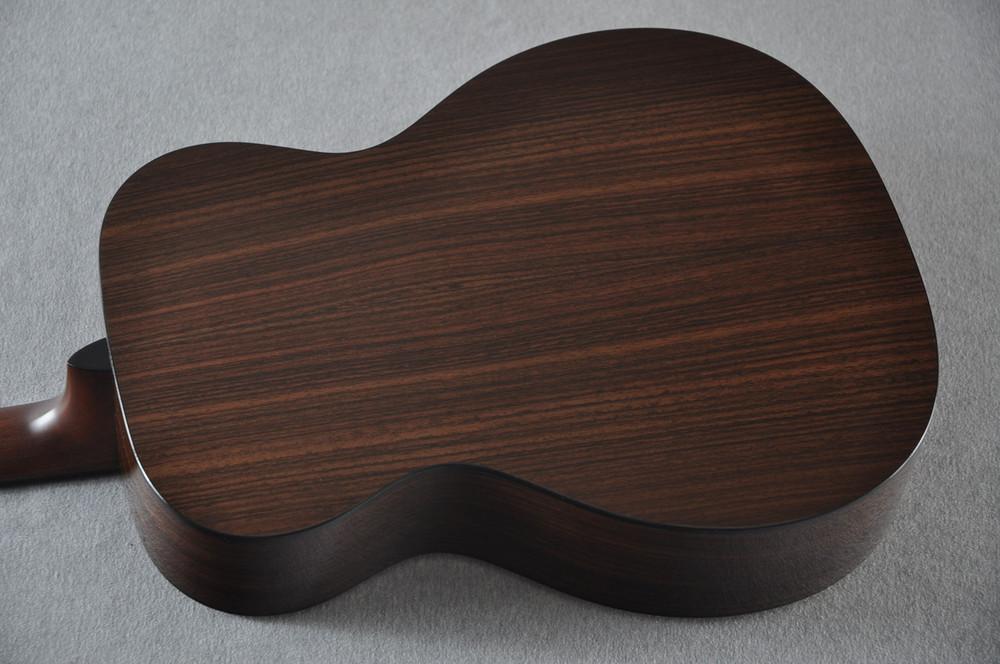 Martin OM-21 (2018) Natural Acoustic Guitar #2149340 - Back Angle