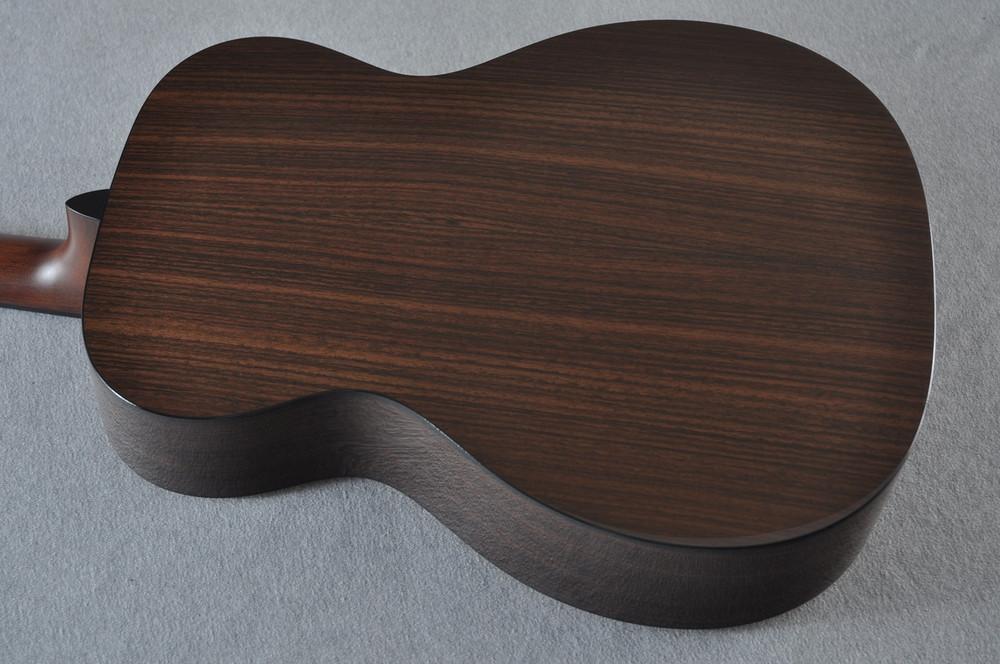 Martin OM-21 (2018) Natural Acoustic Guitar #2149340 - Back