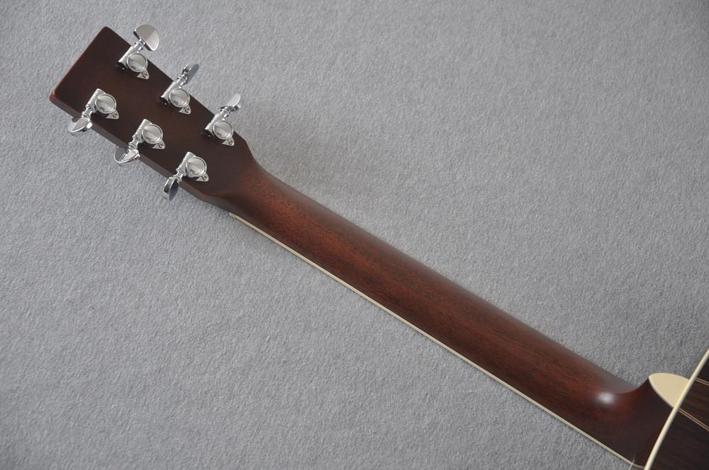 Martin D-35 (2018) Ambertone Standard Acoustic Guitar #2146016 - Back Headstock