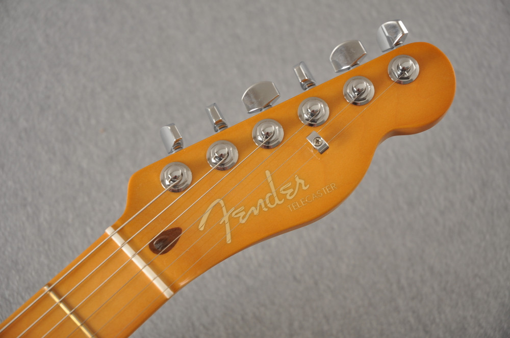 Fender Ultra Telecaster Guitar - Maple Fingerboard - Ultraburst - View 6