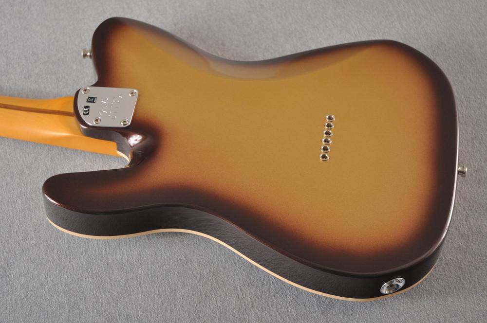 Fender American Ultra Telecaster Electric Guitar - Mocha Burst - View 10