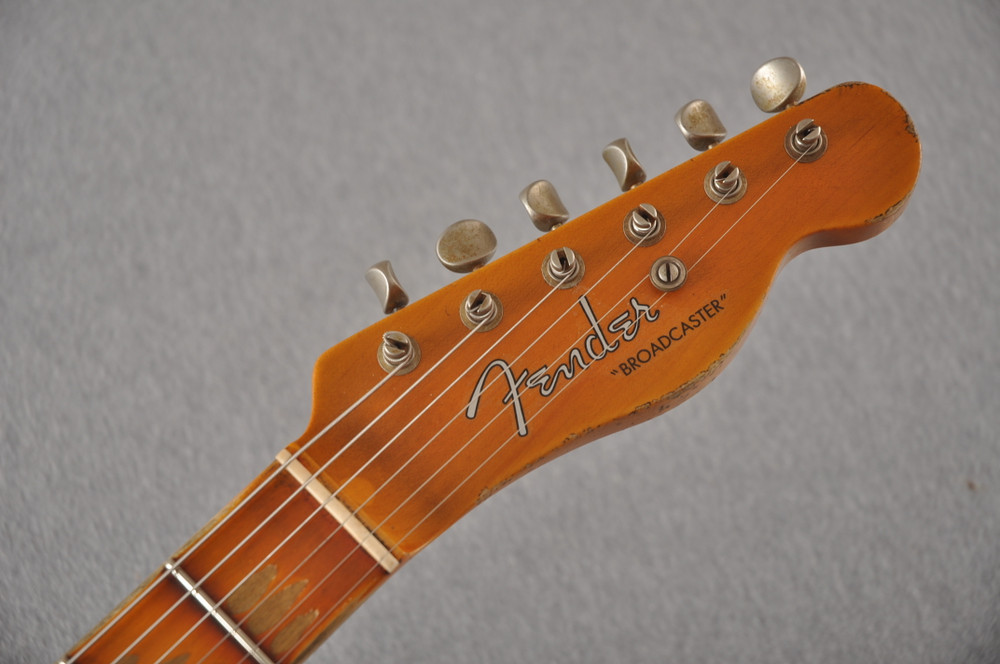 Fender Ltd Edition 70th Anniversary Broadcaster Heavy Relic Aged - View 5