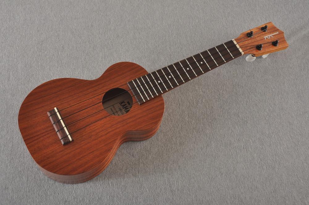 Kamaka Soprano Ukulele Standard HF-1 - Made in Hawaii - 192637 - View 3