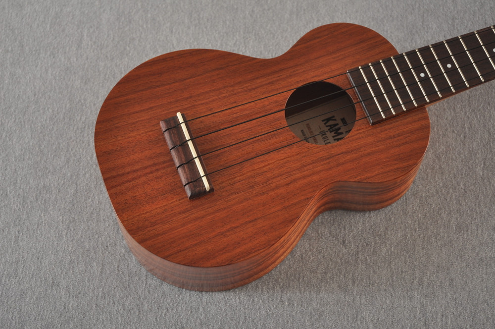 Kamaka Soprano Ukulele Standard HF-1 - Made in Hawaii - 192637