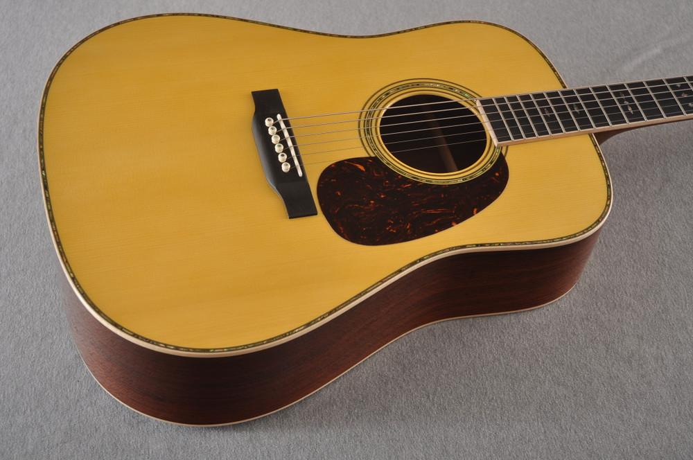 Martin Custom D Style 41 42 NAMM Adirondack Guatemalan #2305120 - Beauty