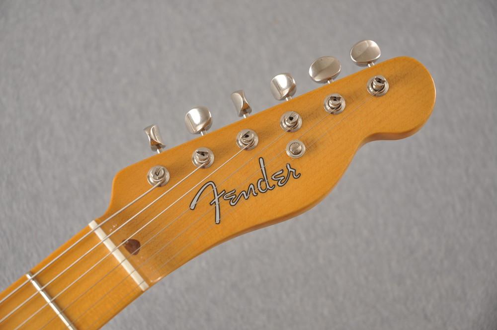 Fender Nocaster Custom Shop 51 NOS Tobacco Sunburst 7 lbs 3.5 ozs - View 4