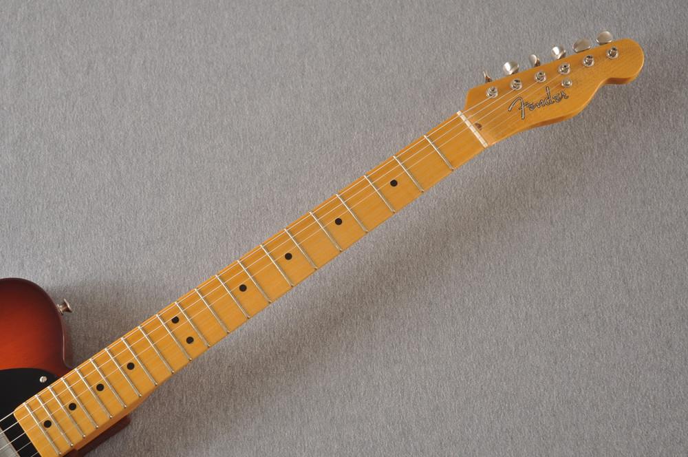 Fender Nocaster Custom Shop 51 NOS Tobacco Sunburst 7 lbs 3.5 ozs - View 9