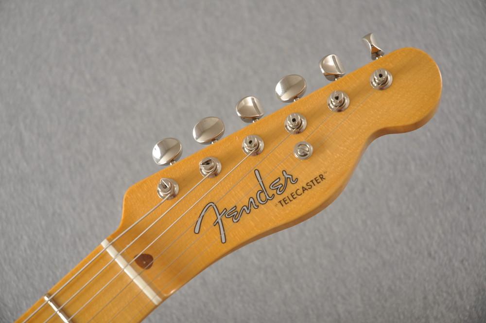 Fender Nocaster Custom Shop 51 NOS - Cobalt Blue - 6 lbs 13.9 ozs - View 5
