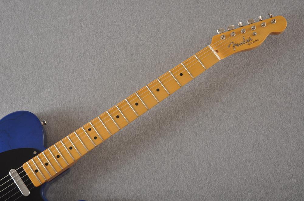 Fender Nocaster Custom Shop 51 NOS - Cobalt Blue - 6 lbs 13.9 ozs - View 7