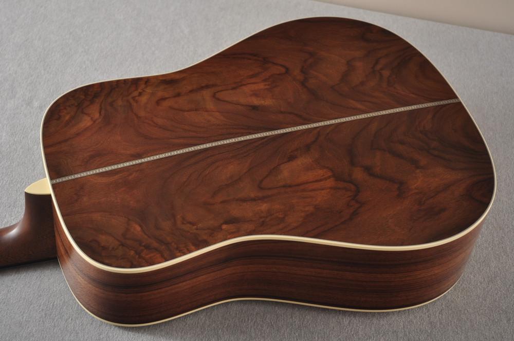 Martin Custom HD Style 28 Adi Wild East Indian Rosewood #2305135 - Back Angle