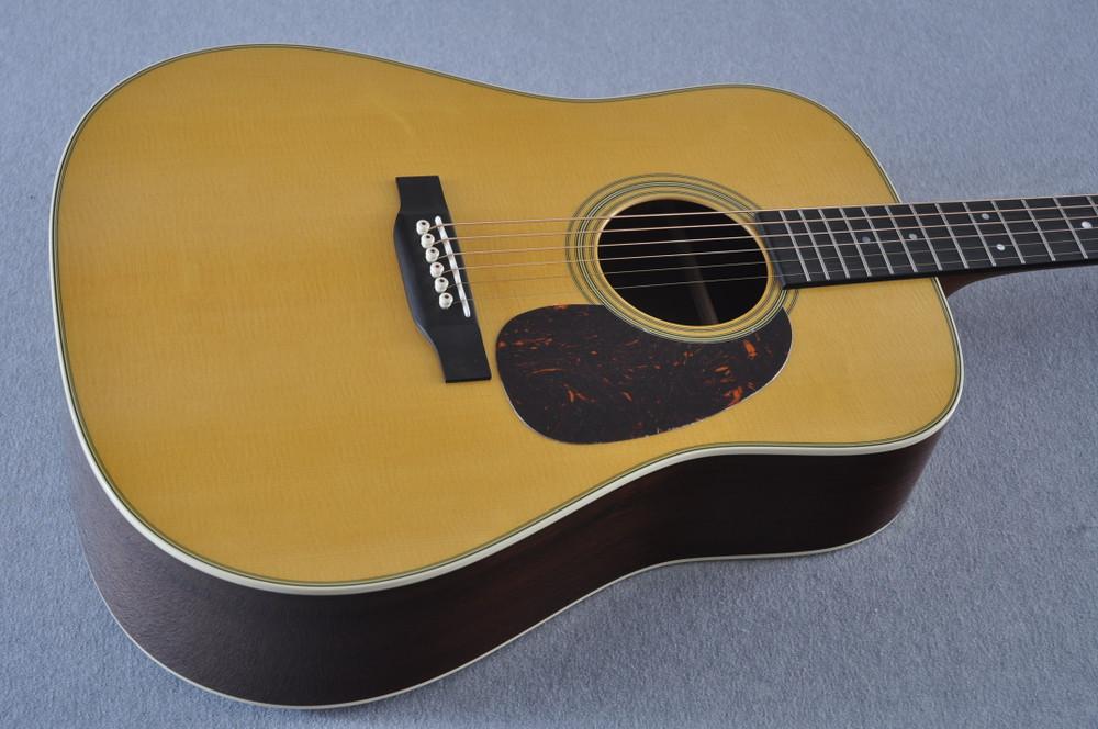 Martin Custom Madagascar Dreadnought Style 28 Acoustic #2142393 - Beauty