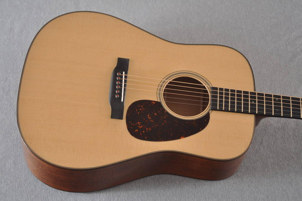 Martin D-18 Modern Deluxe Acoustic Guitar #2272458 - Top