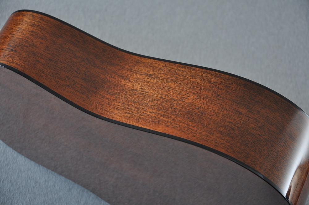 Martin Custom Shop D-18 Adirondack Spruce Acoustic Guitar #2164203 - Side