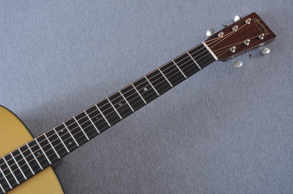 Martin Custom Shop D-18 Adirondack Spruce Acoustic Guitar #2164203 - Neck