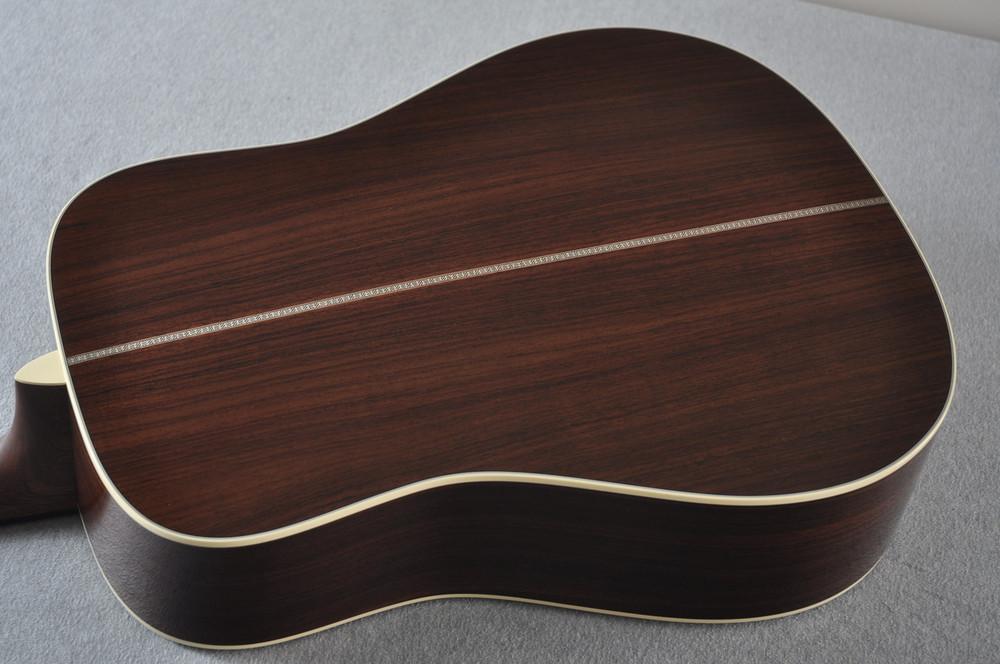 Martin HD-28 Sunburst Standard Dreadnought Acoustic #2253489 - Back Angle
