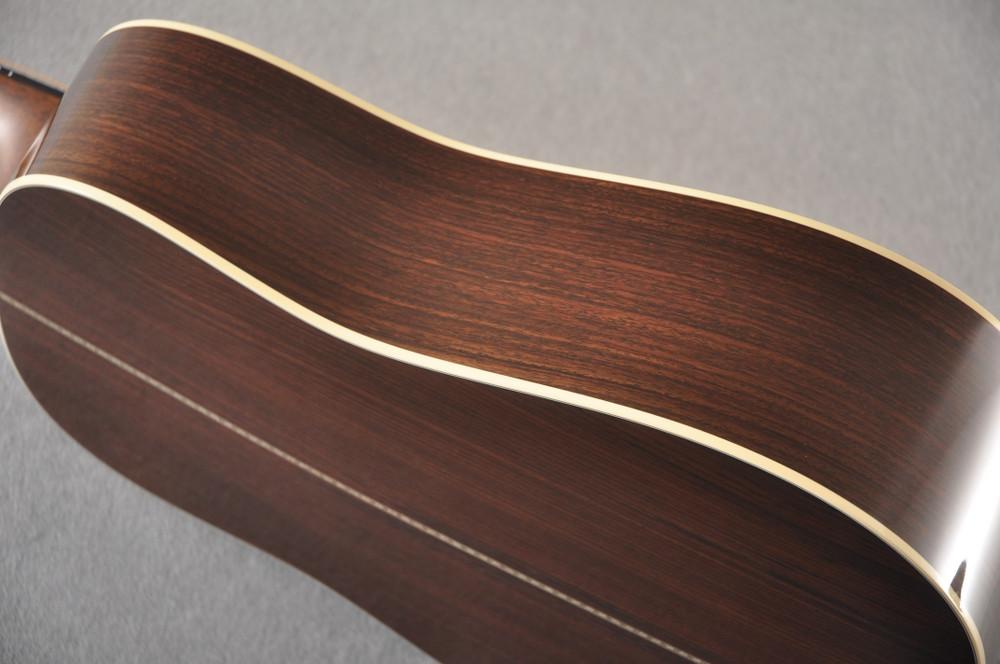 Martin HD-28 Dreadnought Acoustic Guitar #2276884 - Side