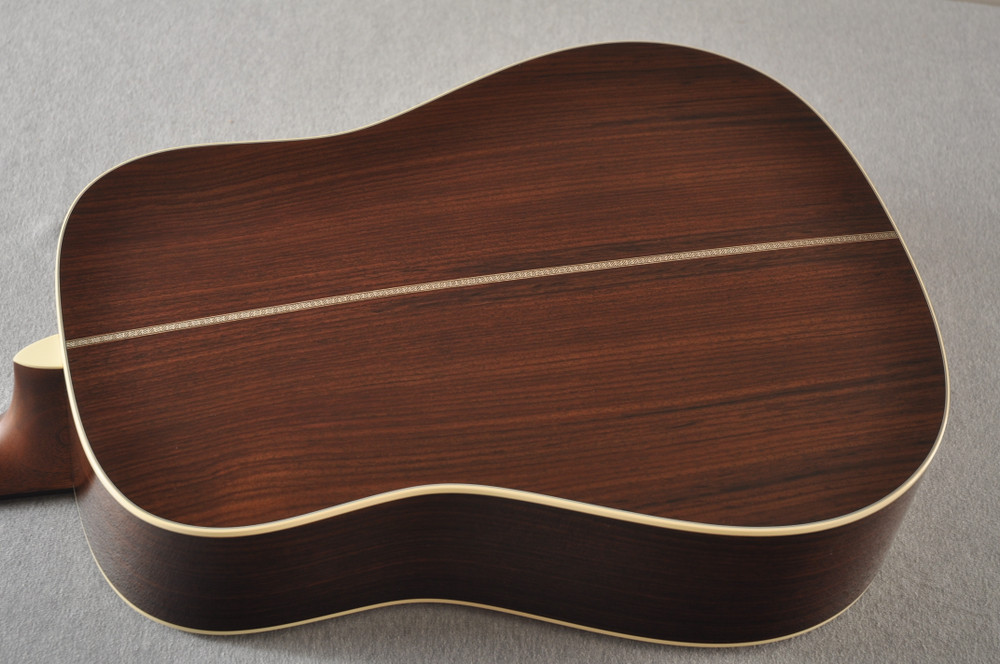 Martin HD-28 Dreadnought Acoustic Guitar #2276884 - Back