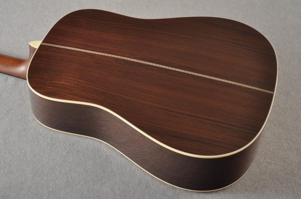 Martin HD-28 Dreadnought Acoustic Guitar #2276884 - Back Angle