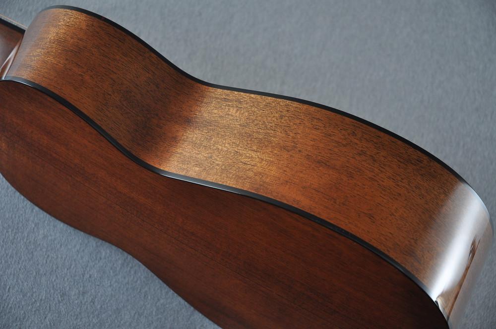 Martin Custom Shop 0-18 Adirondack Spruce Acoustic Guitar #2164197 - Side