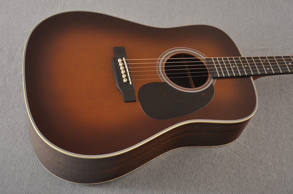 Martin 28 Style Custom Dreadnought Guitar Ambertone Adi #2260967 - Beauty