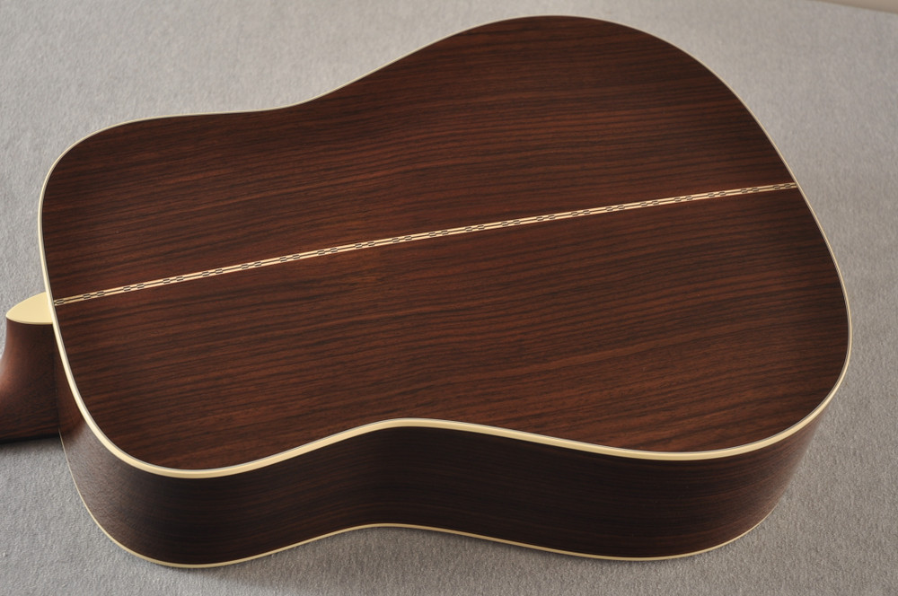 Martin D-28 Ambertone Standard Dreadnaught Guitar #2255666 - Back