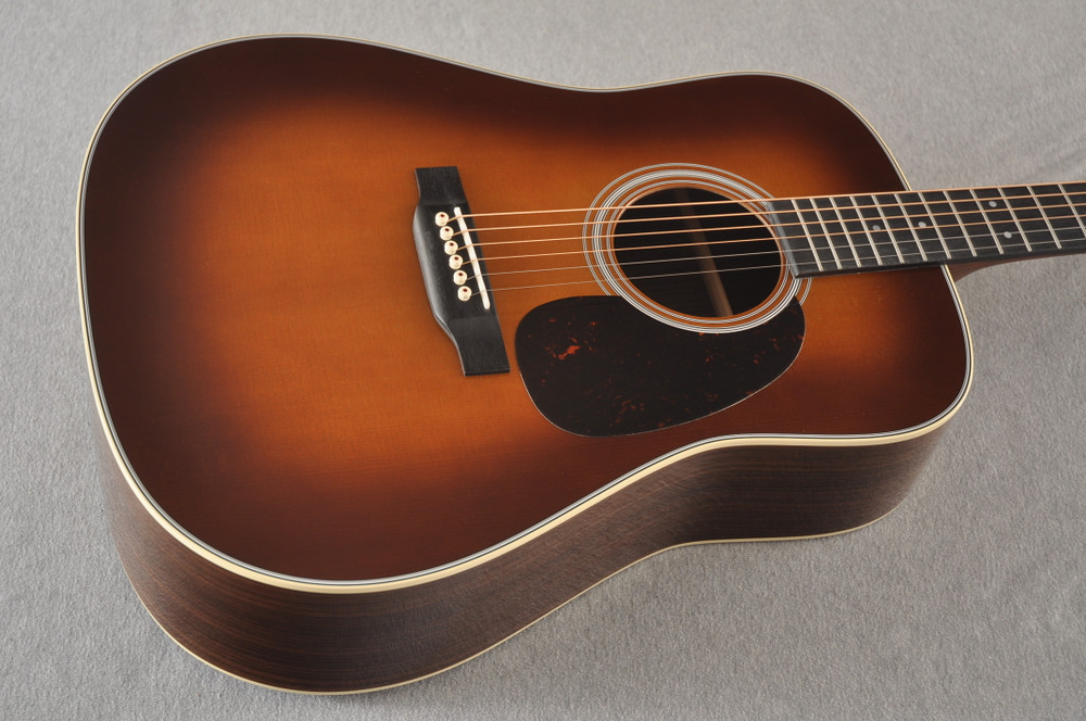 Martin D-28 Ambertone Standard Dreadnaught Guitar #2255666 - Beauty
